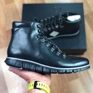 Cole Haan ZeroGrand Water Resistant Hiker Boot